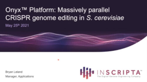 Crispr genome